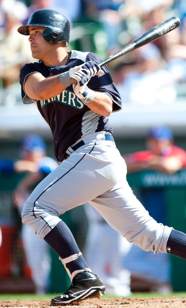 Jesus Montero figures to be a mainstay in a revamped Mariners' lineup. (Photo: Getty Images)