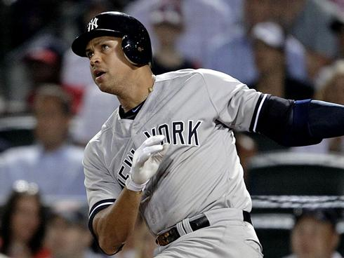With one swing, Arod joined elite company in three different categories. (Photo: USA Today)