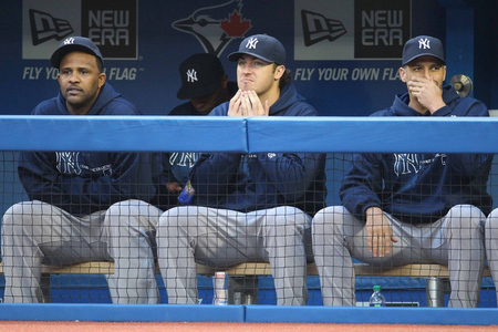 The Yankees starting rotation has been much improved over the past three weeks (Photo: US PRESSWIRE)