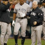 Arod's injury has left a void in the Yankees' lineup. (Photo: AP)