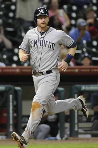 Is Chase Headley Bronx bound? (Photo: AP)