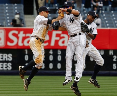 Brett Gardner's absence has left a void in the Yankees' outfield and lineup. (Photo: AP)