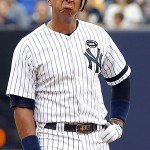 Arod hasn't always been treated fairly by the Yankee Stadium crowd. (Photo: Daily News)