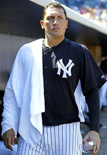 Will the Yankees be rewarded for not throwing in the towel on Freddy Garcia? (Photo: AP)