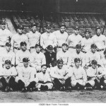 The 1928 Yankees almost didn't get the chance to defend their World Series crown.