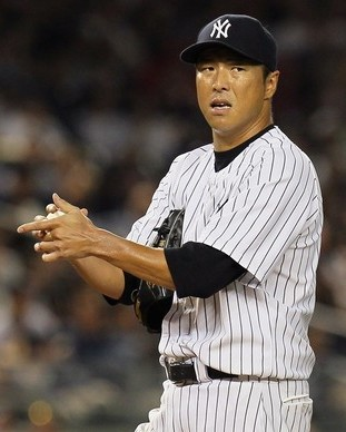 Despite concerns, Kuroda has fit into pinstripes quite nicely. (Photo: AP)