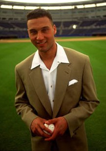 Jeter hasn't turned the clock back this much, but the short stop's bat has found the fountain of youth this season.