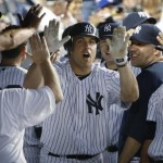 The Yankees are eager to welcome Mark Teixeira back to the lineup. (Photo: USPresswire)