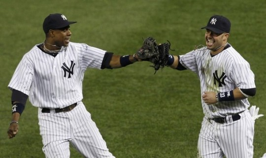 Is there enough room for both Granderson and Swisher in the 2013 Yankees&#039; outfield?