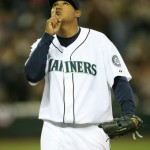 Felix Hernandez could wind up quieting a contender's playoff aspirations. (Photo: Getty Images)
