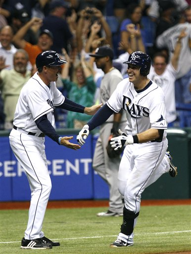 Scott Proctor was on the mound when Evan Longoria&#039;s walk off homer ended the Red Sox season. (Photo: AP)