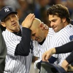 "Ibanez' heroics backed up Girardi's ""gut decision"". (Photo: NY Post)"