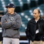 Girardi and Cashman may need to do damage control during the off season. (Phot: Getty Images)