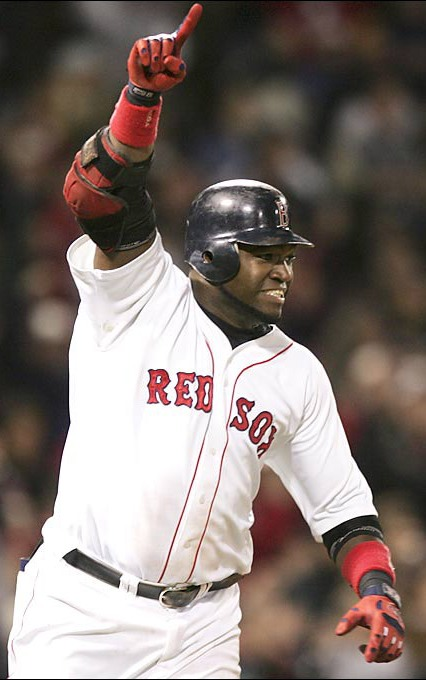 David Ortiz just might be the biggest, scariest, left handed monster of them all (Photo: Getty Images).