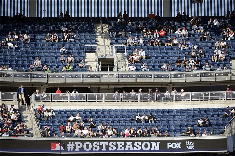 What's become of the Yankees' Home Field Advantage?