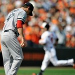 Zach Stewart gave the Red Sox very little chance to beat the Orioles. (Photo: US PRESSWIRE)