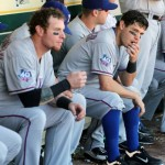 The Texas Rangers squandered a five game lead in the division with less than two weeks left in the season. (Photo: Dallas Morning News)