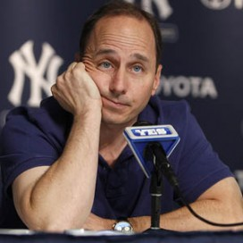 Answers may not come as easily for Cashman this off season.
