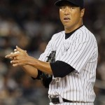 The Yankees are anxious for draft picks, but not at the expense of losing Kuroda. (Photo: Getty Images)