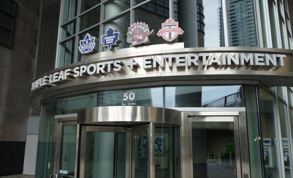 By purchasing Maple Leaf, Rogers bolstered its sports portfolio, which also includes the Blue Jays.