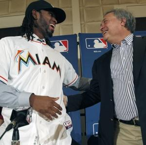 Reyes' days in Miami proved to be short lived. (Photo: NY Daily News)