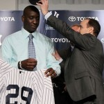 The Yankees&#039; front office hasn&#039;t always been on the same page about individual transactions, but is a rift looming over philosophy? (Photo: Getty Images)