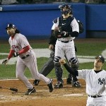 Javier Vazquez&#039; Yankee career was defined by the grand slam he surrendered in the 2004 ALCS. (Photo: Reuters)