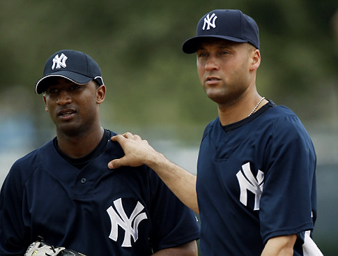 Derek Jeter isn't ready to hand over shortstop just yet