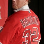 By changing uniform, Josh Hamilton may have tilted the balance in the AL West.